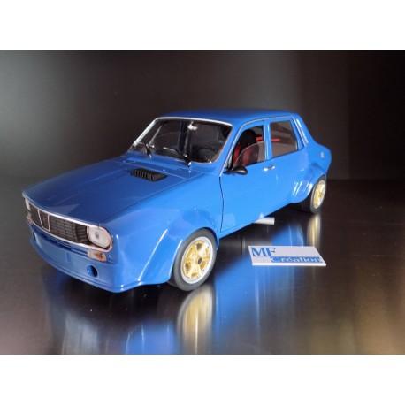 Transkit Renault 12  base Solido 1/18ème