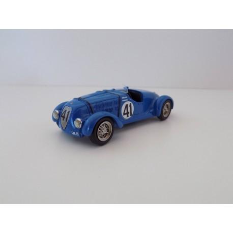 Kit Simca 8 Gordini Le Mans 1939 échelle 1/43ème