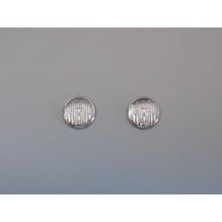 2 pastilles de phares diamètre 8mm