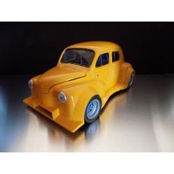 Transkit Renault 4cv Proto base Solido 1/16ème